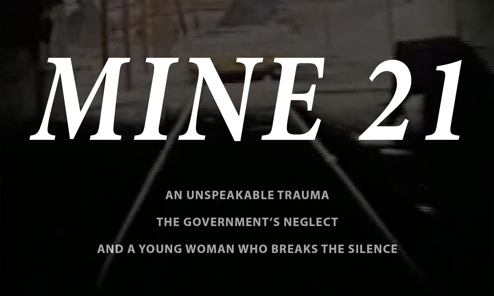 Watch Mine 21: https://video.alexanderstreet.com/watch/mine-21.